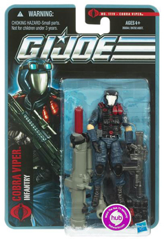 Pursuit of Cobra - Cobra Viper - Infantry