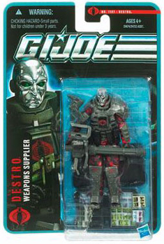 Pursuit of Cobra - Destro - Weapons Supplier