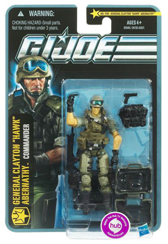 Pursuit of Cobra - General Clayton Hawk Abernathy - Commander