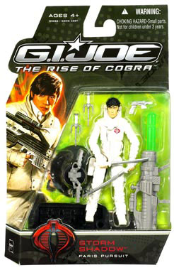 Rise Of Cobra - Storm Shadow (Paris Pursuit)