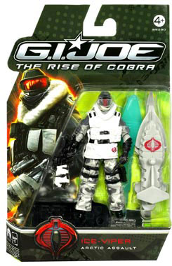 Rise Of Cobra - Ice-Viper (Artic Assault)