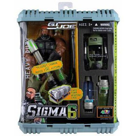 Sigma 6: Heavy Duty