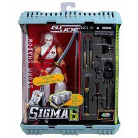 Sigma 6: Storm Shadow