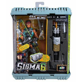 Sigma 6: Spirit Iron Knife