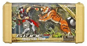GI JOE - Adventure Team - Danger In the Jungle