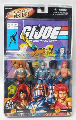25th Anniversary Comic 3-Pack: Zartan, Cobra Commander, Zarana