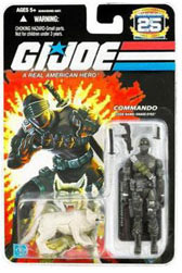 25th Anniversary - Snake Eyes with Timber