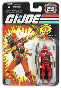 25th Anniversary - Cobra Red Ninja
