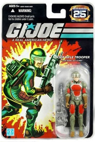 25th Anniversary - Laser Rifle Trooper - Sgt Flash