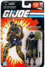 25th Anniversary - Arctic Trooper - Snake Eyes V7