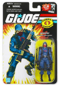 25th Anniversary - Cobra Infantry Trooper