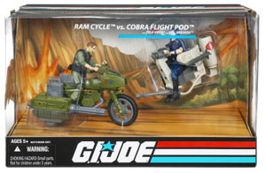 25th Anniversary - Ram Cycle Vs Cobra Flight Pod