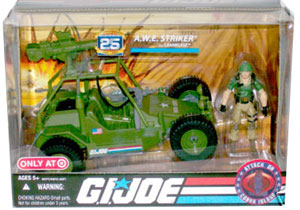 25th Anniversary A.W.E Striker with Crankcase Vehicle