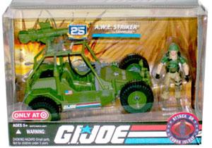 25th Anniversary A.W.E Striker with Crankcase Vehicle