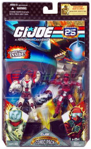 25th Anniversary Comic 2-Pack: Ace and Wild Weasel