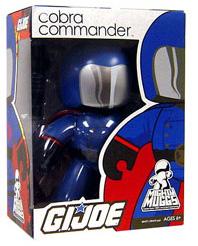 Mighty Muggs - Cobra Commander with Helmet