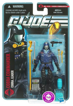 Pursuit of Cobra - Cobra Commander - Cobra Leader