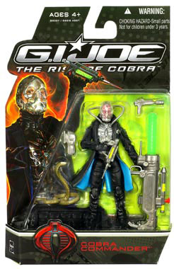 Rise Of Cobra - Cobra Commander