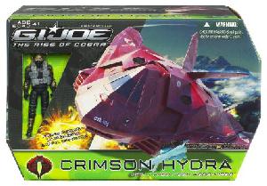 The Rise Of The Cobra - Crimson Hydra with Aero-Viper