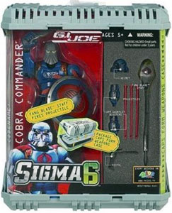 Sigma 6: Cobra Commander