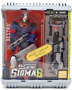Sigma 6: Destro