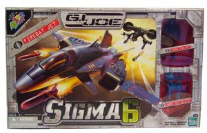 Sigma 6 - Firebat Jet