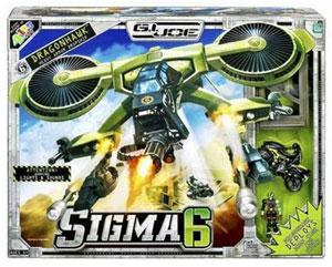 Sigma 6 - Dragonhawk