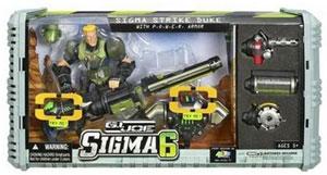 Sigma 6 - Sigma Strike Duke