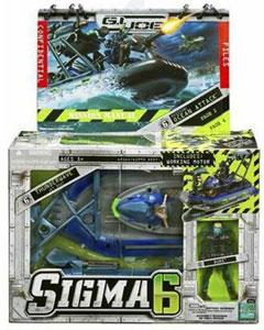 Sigma 6 - Thunderwave Jet Boat