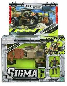Sigma 6 - Dune Runner