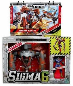 Sigma 6 - Mantis Mech