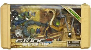 GI JOE - Adventure Team - Pyramid of Peril