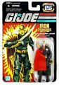 25th Anniversary - Iron Grenadiers Leader Destro with Blade