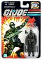 25th Anniversary - Commando Black Snake Eyes Wave 5