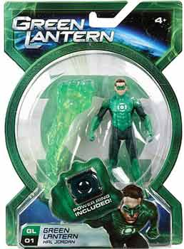 Green Lantern Movie - 4-Inch Green Lantern Hal Jordan