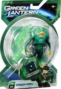 Green Lantern Movie - 4-Inch Green Man
