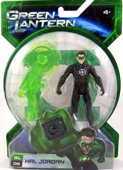Green Lantern Movie - 4-Inch Solar Saw Hal Jordan