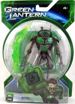 Green Lantern Movie - 4-Inch Stel