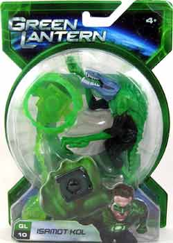 Green Lantern Movie - 4-Inch Isamut Kol