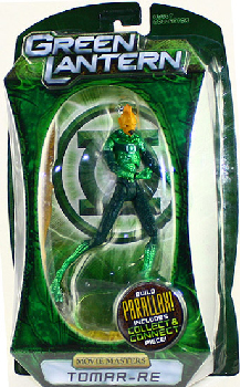 Movie Masters - Green Lantern Tomar-Re