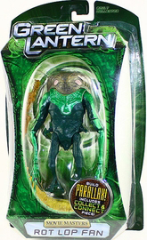Movie Masters - Green Lantern Rot Lop Fan