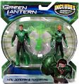 Green Lantern 2-Pack - Hal Jordan and Tomar-Re