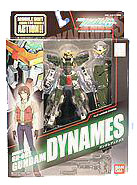 GUNDAM 00 EXTENDED MSIA GN-002 DYNAMES
