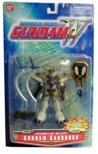 Mobile Suit Gundam Sandrock Bronze Paint