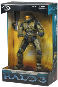 12-Inch Halo 3 Master Chief