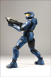 12-Inch Halo 3 Spartan Mark VI - Blue Exclusive
