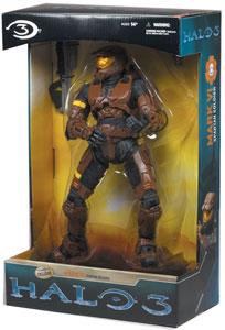12-Inch Halo 3 Spartan Mark VI - Brown Exclusive