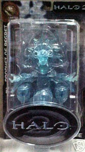 HALO 2 LIMITED EDITION HOLOGRAPHIC PROPHET OF REGRET