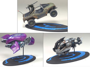 Mcfarlane Halo 3 - 3-Inch Vehicles Series 1