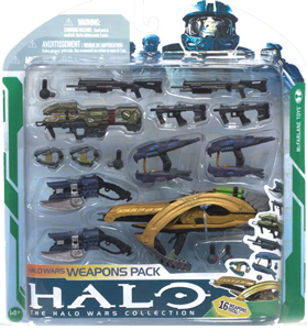 Halo Wars - Weapons Pack